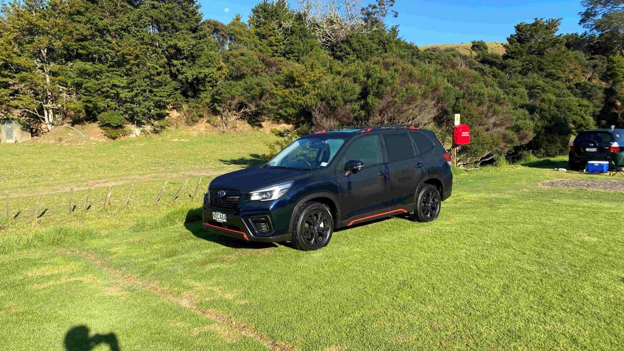 Subaru Forester X Sport 2021 Car Review