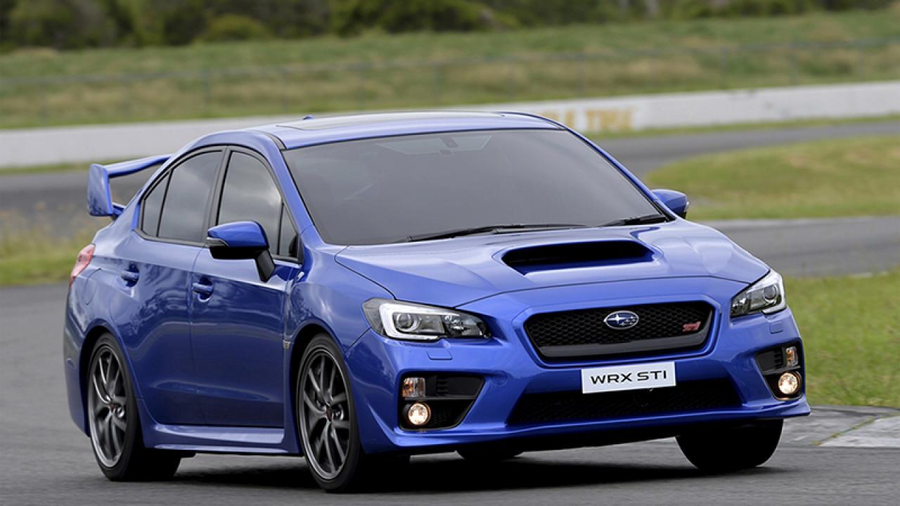 Subaru STI 2014 car review | AA New Zealand