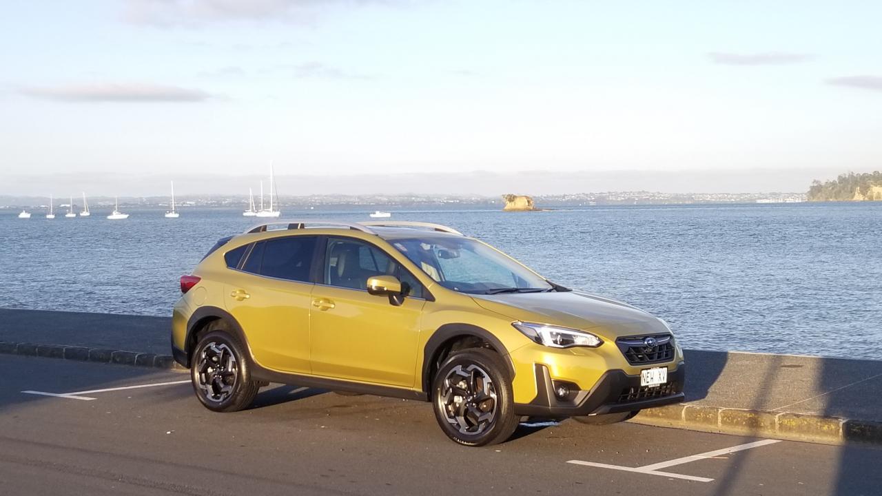 Subaru XV 2021 Car Review