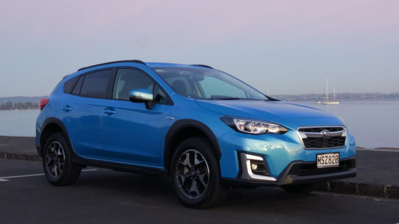 Subaru XV e-Boxer Hybrid Car Review 2020