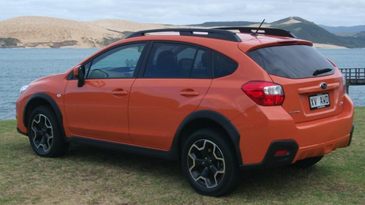 Subaru XV 2012 car review | AA New Zealand