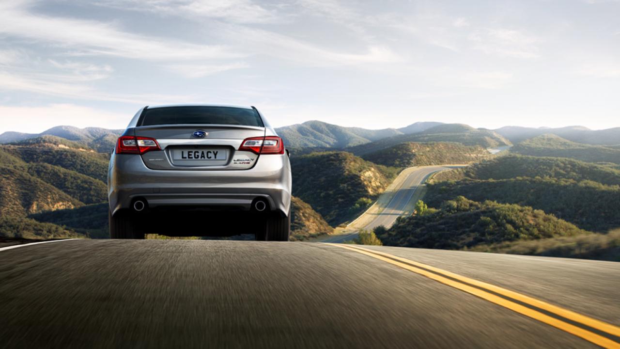 Subaru Legacy Rs 3 6 2015 Car Review Aa New Zealand