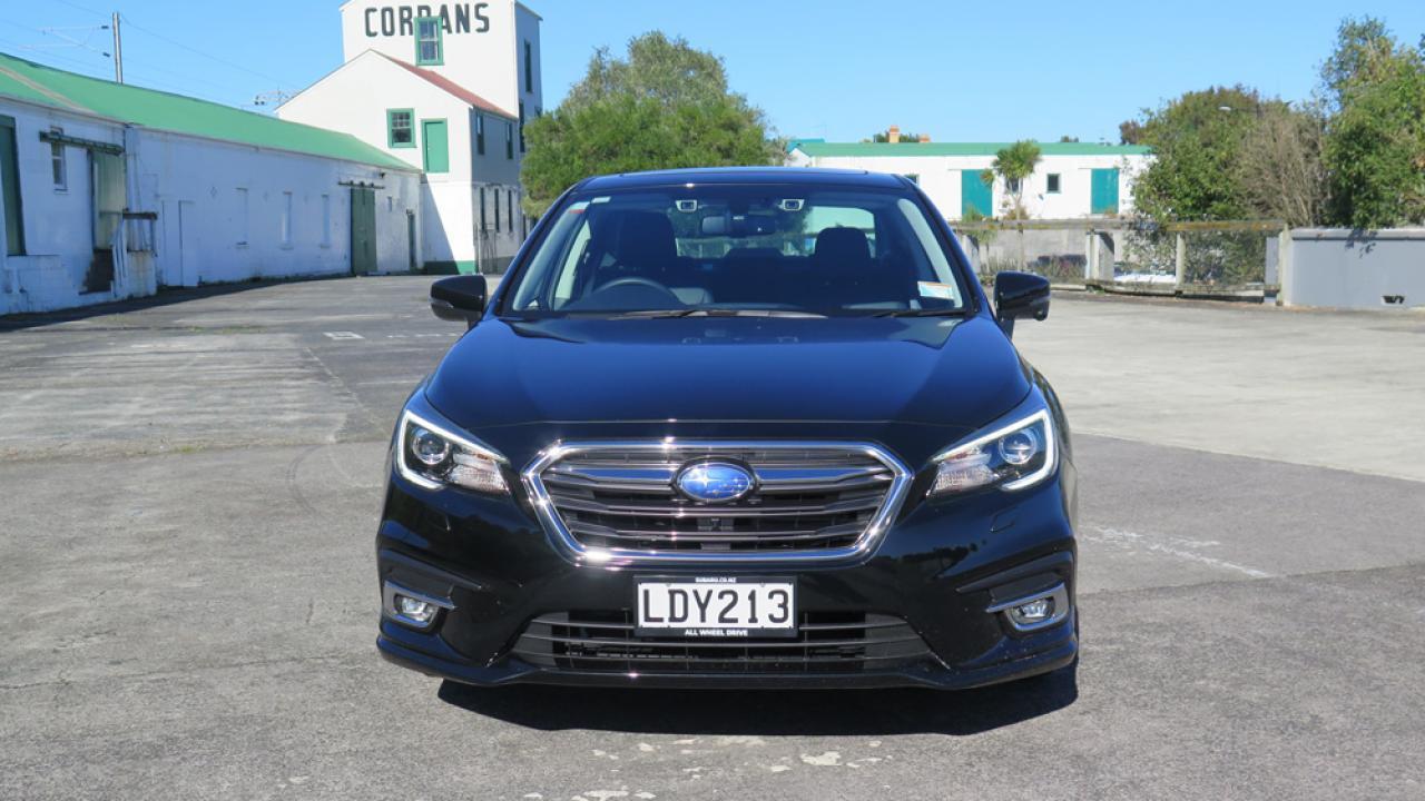 Subaru Legacy 2018 Car Review