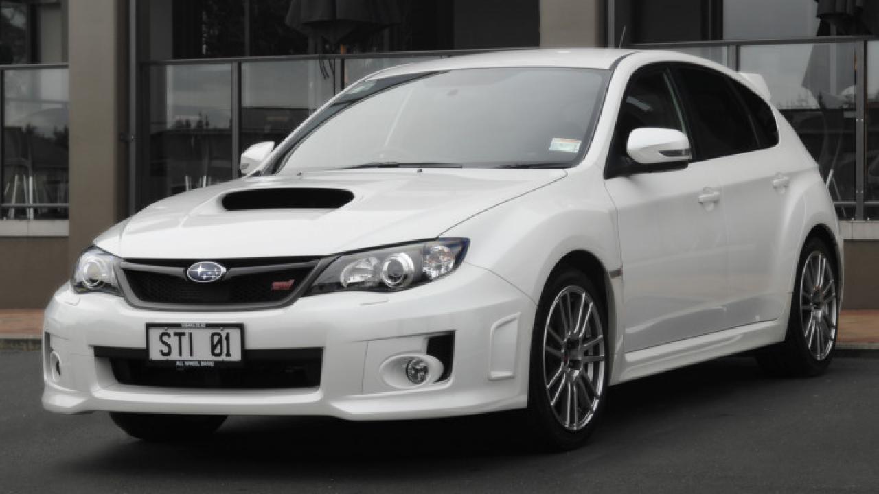 Subaru WRX and STI 2010 Car Review | AA New Zealand