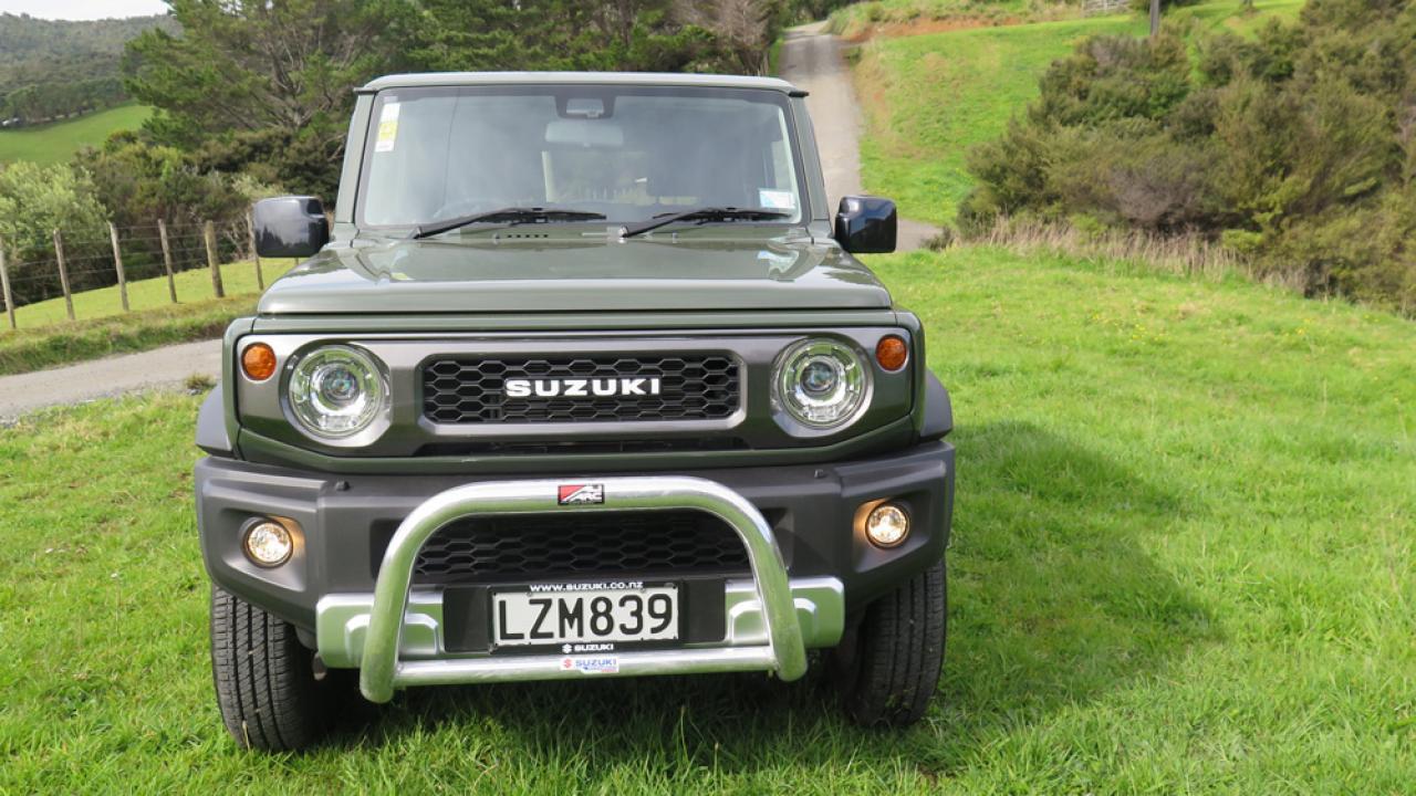 Suzuki Jimny 2019 Car Review   AA New Zealand
