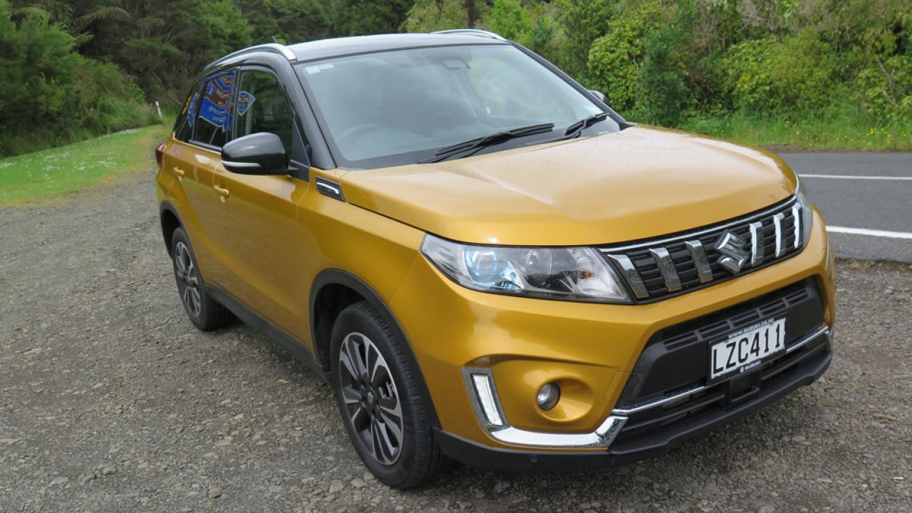 Suzuki Vitara 2019 Car Review