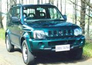 Suzuki Jimny 2000 car review