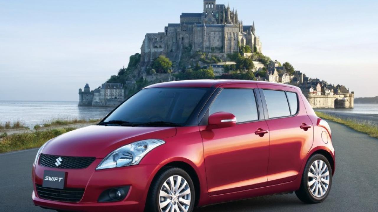 Suzuki Swift 2011 Car Review | AA New Zealand