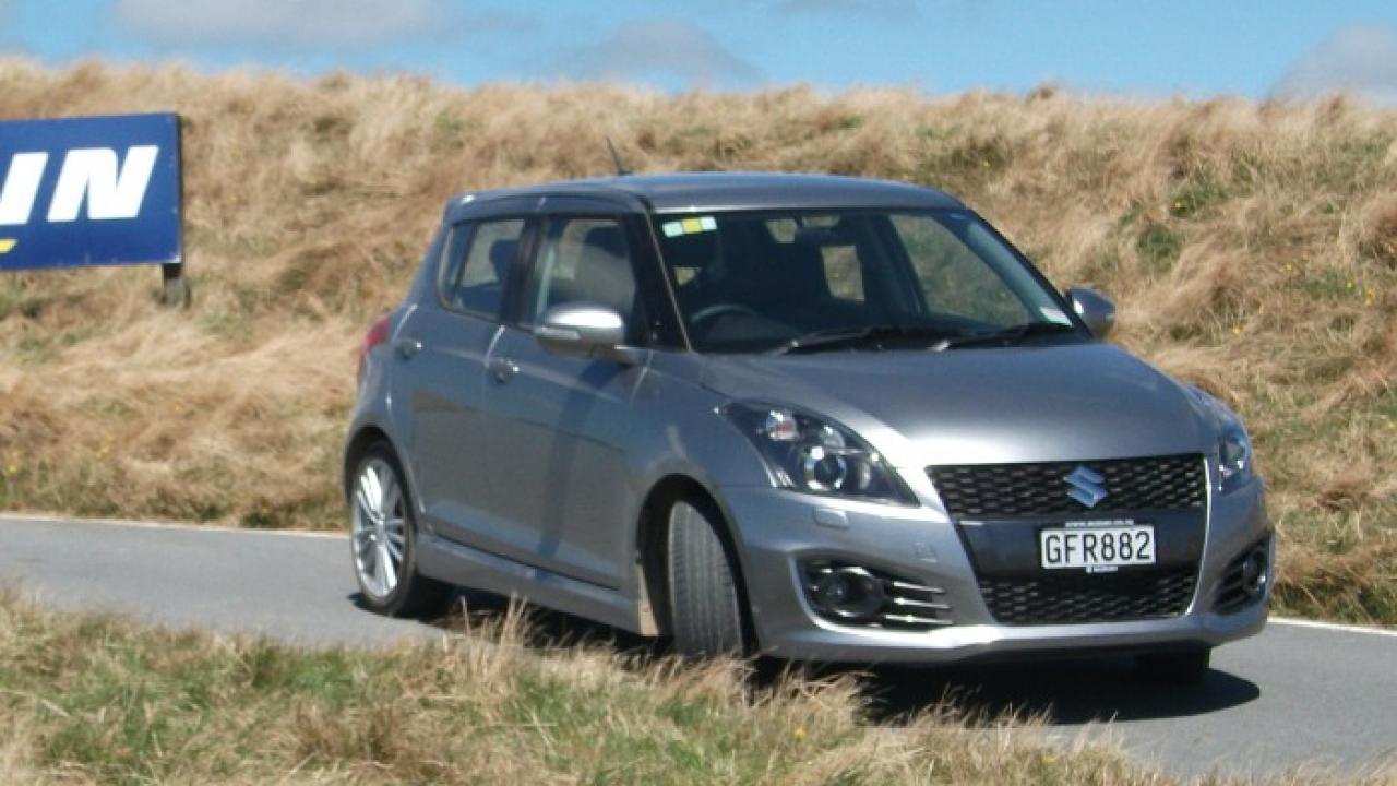 Suzuki Swift Sport 2012 car review | AA New Zealand