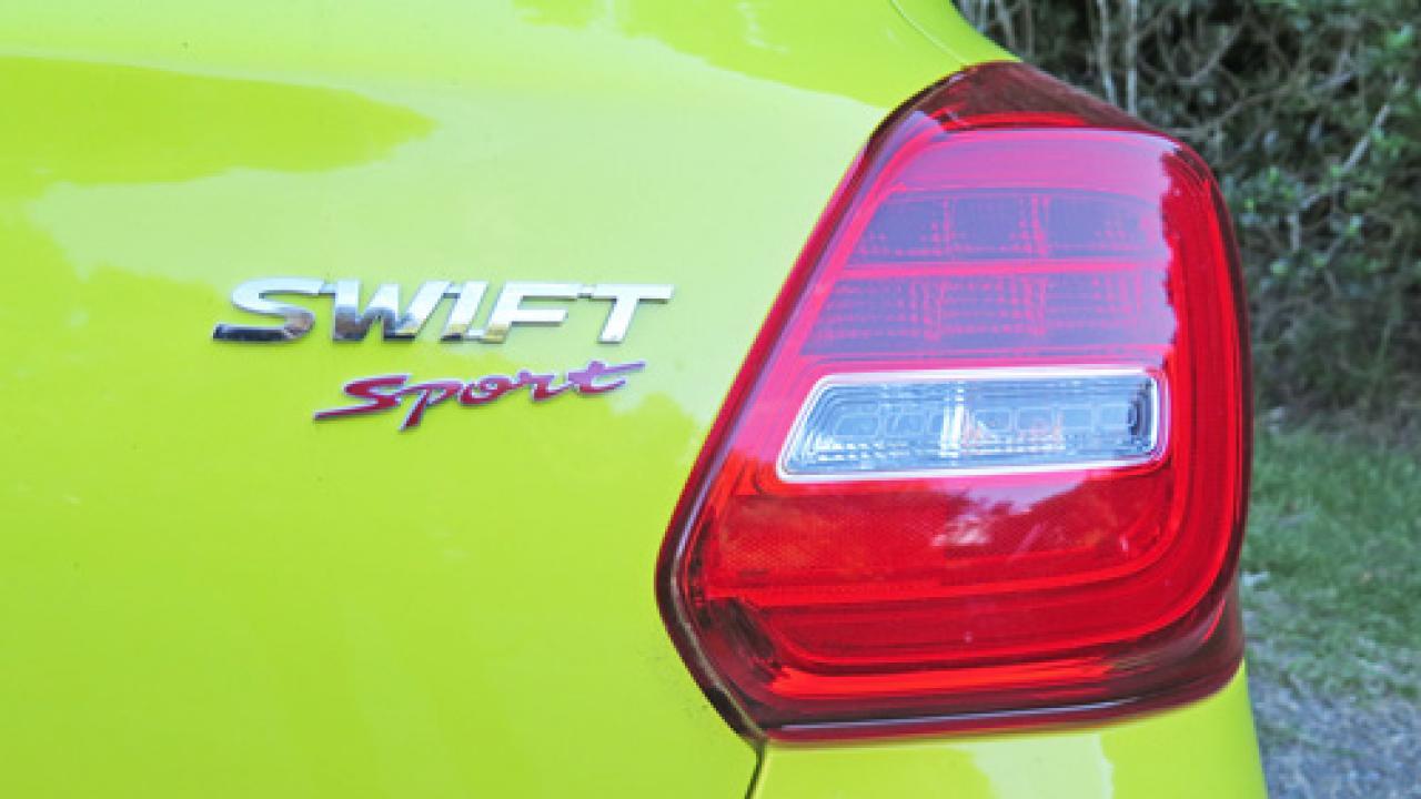 Suzuki Swift Sport 2018 Car Review   AA New Zealand
