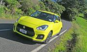 Suzuki Swift Sport 2018 Car Review