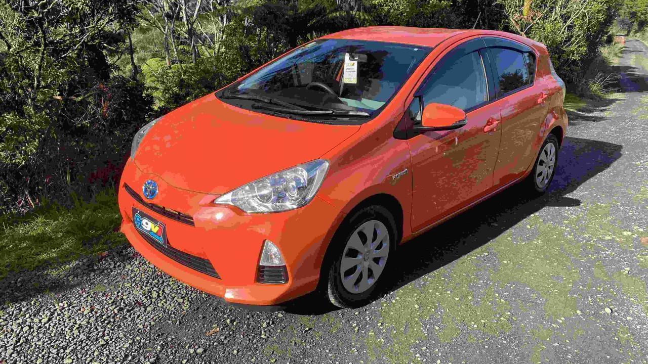 Used Car Review: Toyota Aqua (2013)