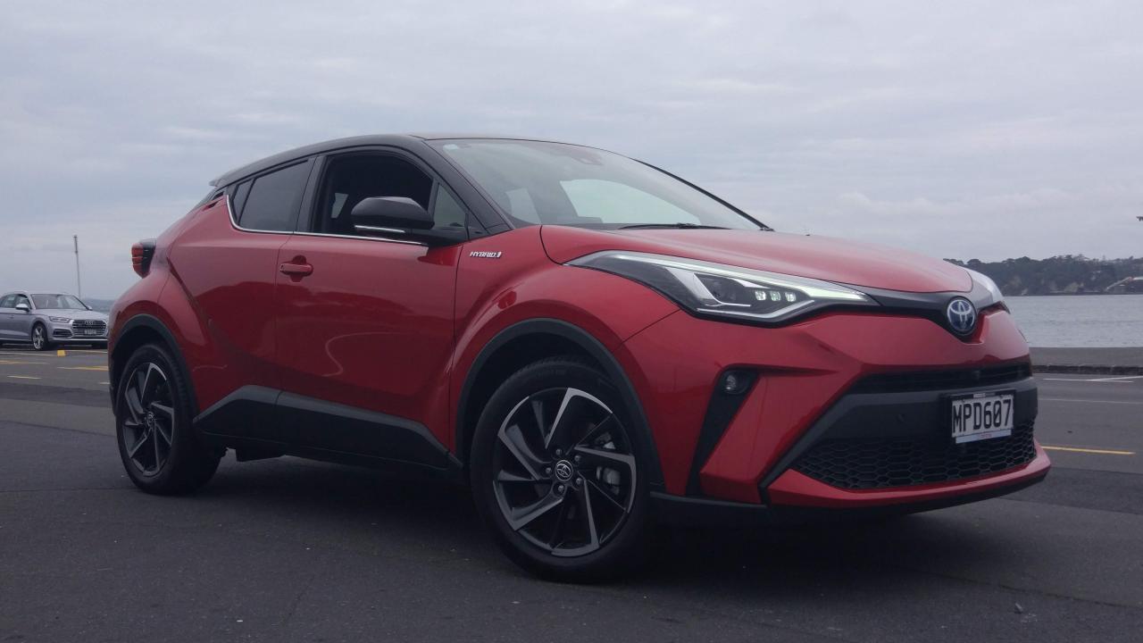 Toyota CH-R Hybrid 2020 Car Review
