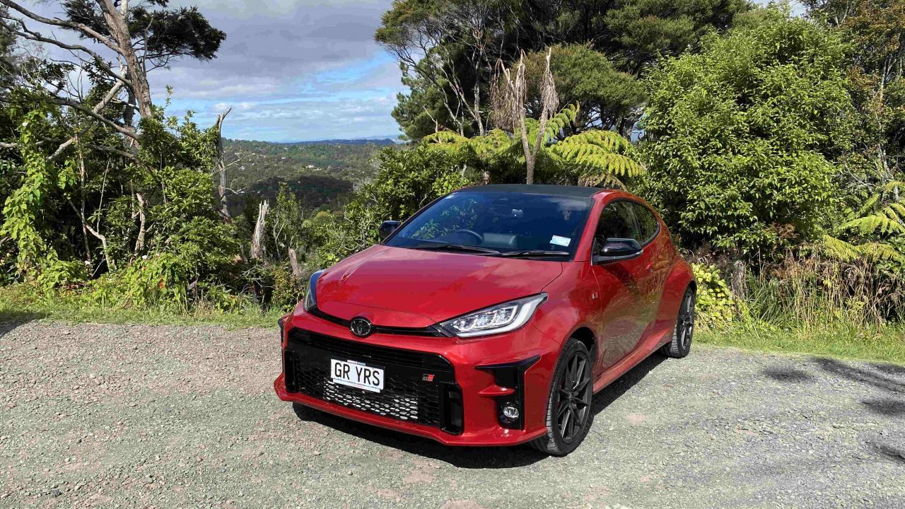 Toyota GR Yaris 2021 Car Review