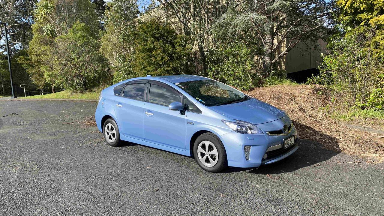 Used Car Review: Toyota Prius PHEV (2012)