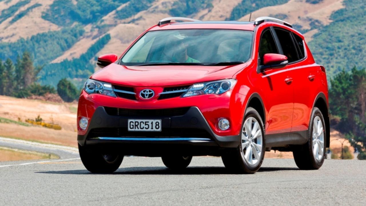 Toyota Rav4 | AA New Zealand