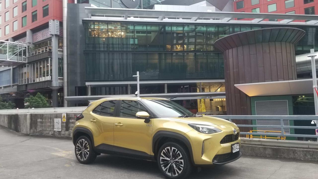 Toyota Yaris Cross 2021 Car Review