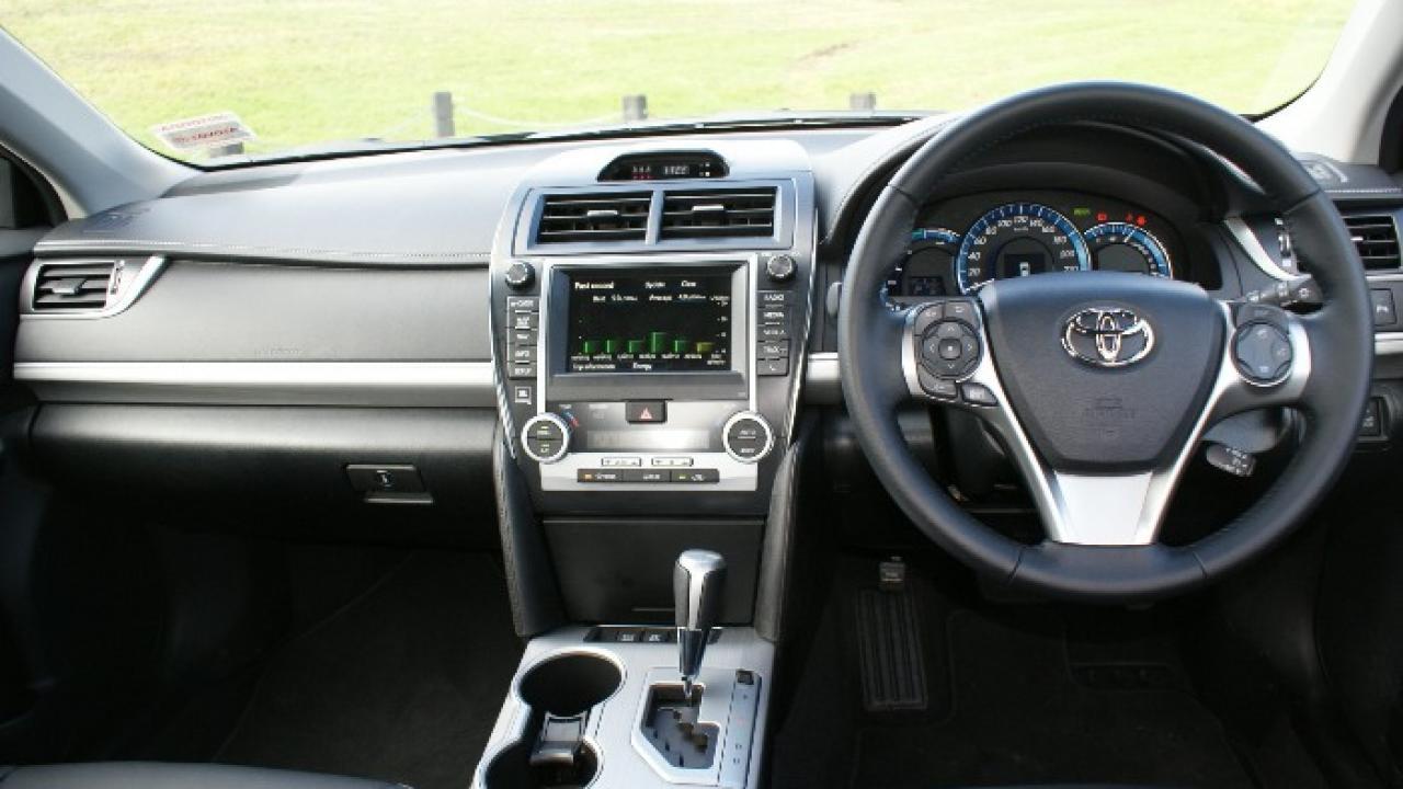 Toyota Camry Dashboard Symbols
