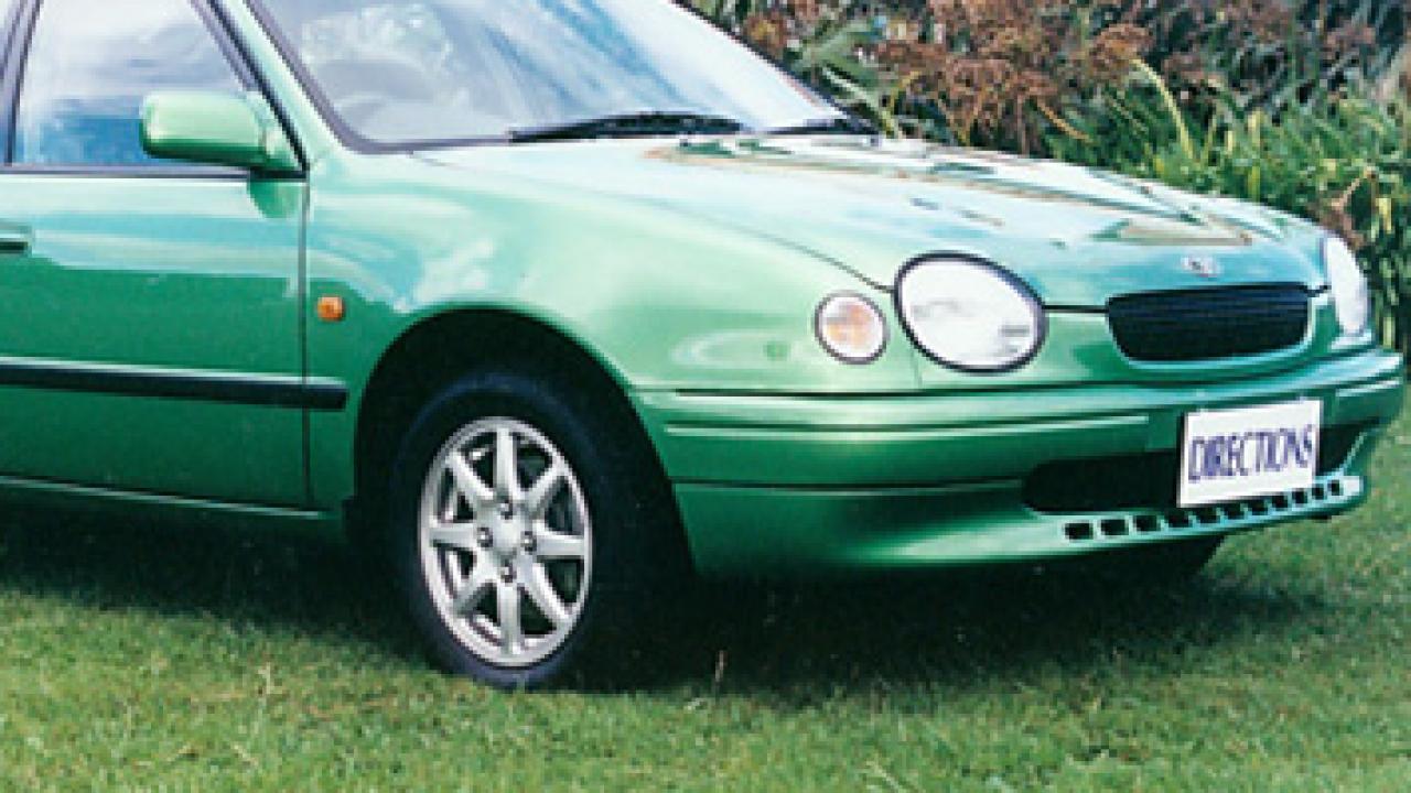 Kelebihan Kekurangan Toyota Corolla 1998 Spesifikasi