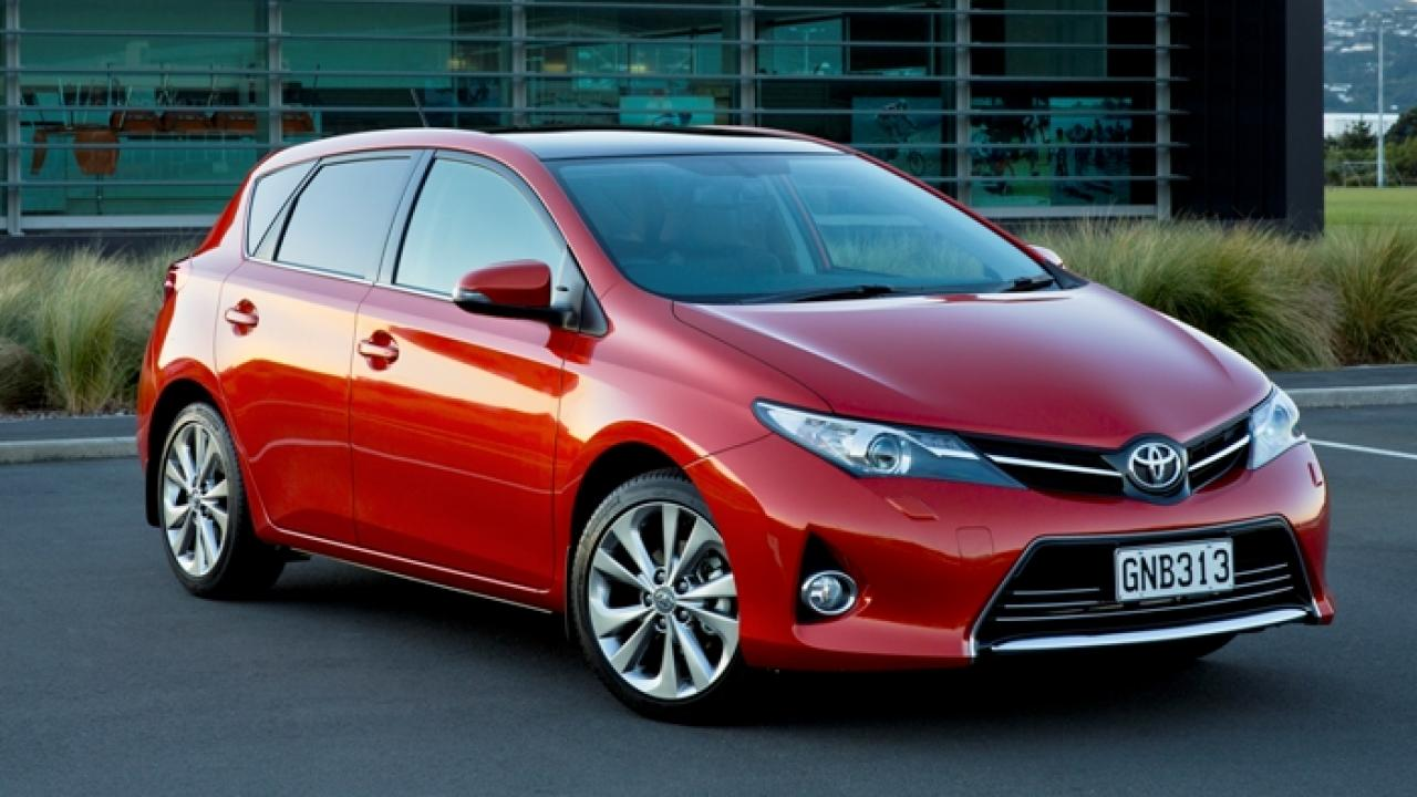 toyota corolla 2013 car review aa new zealand