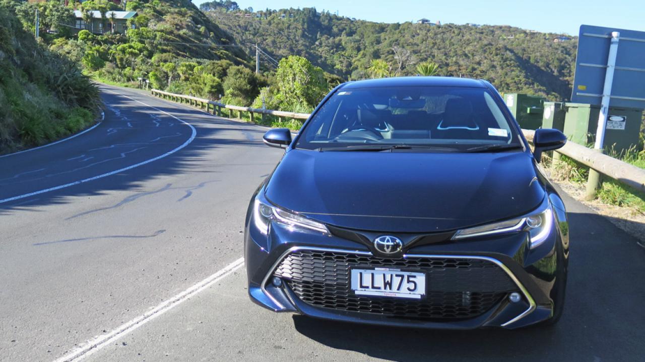 Toyota Corolla 2018 Car Review Aa New Zealand
