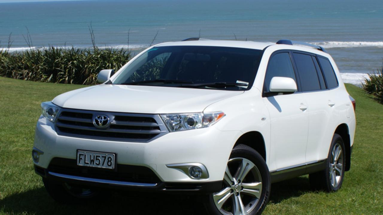 Perfect Toyota Highlander 2010