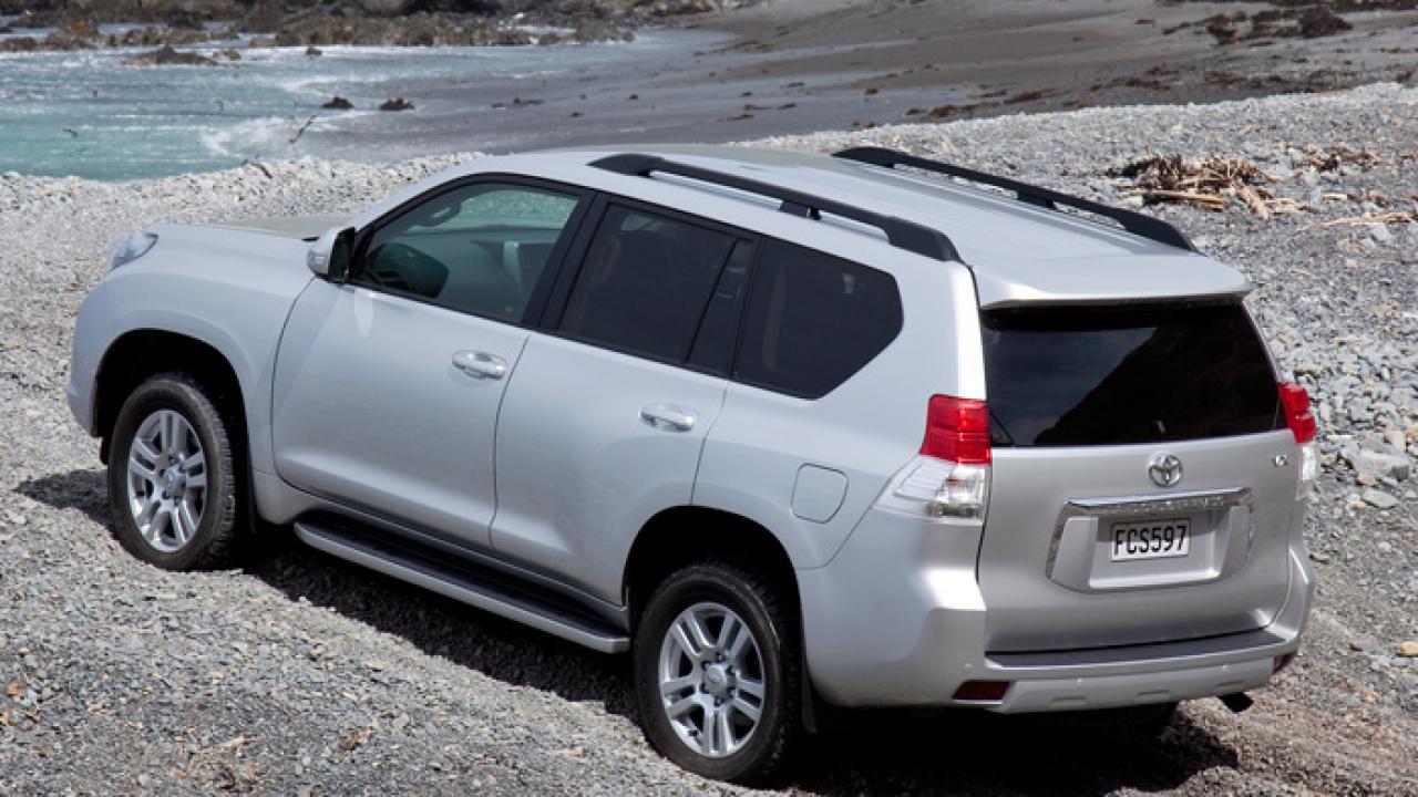 Toyota Land Cruiser Prado 2009 Car Review | AA New Zealand