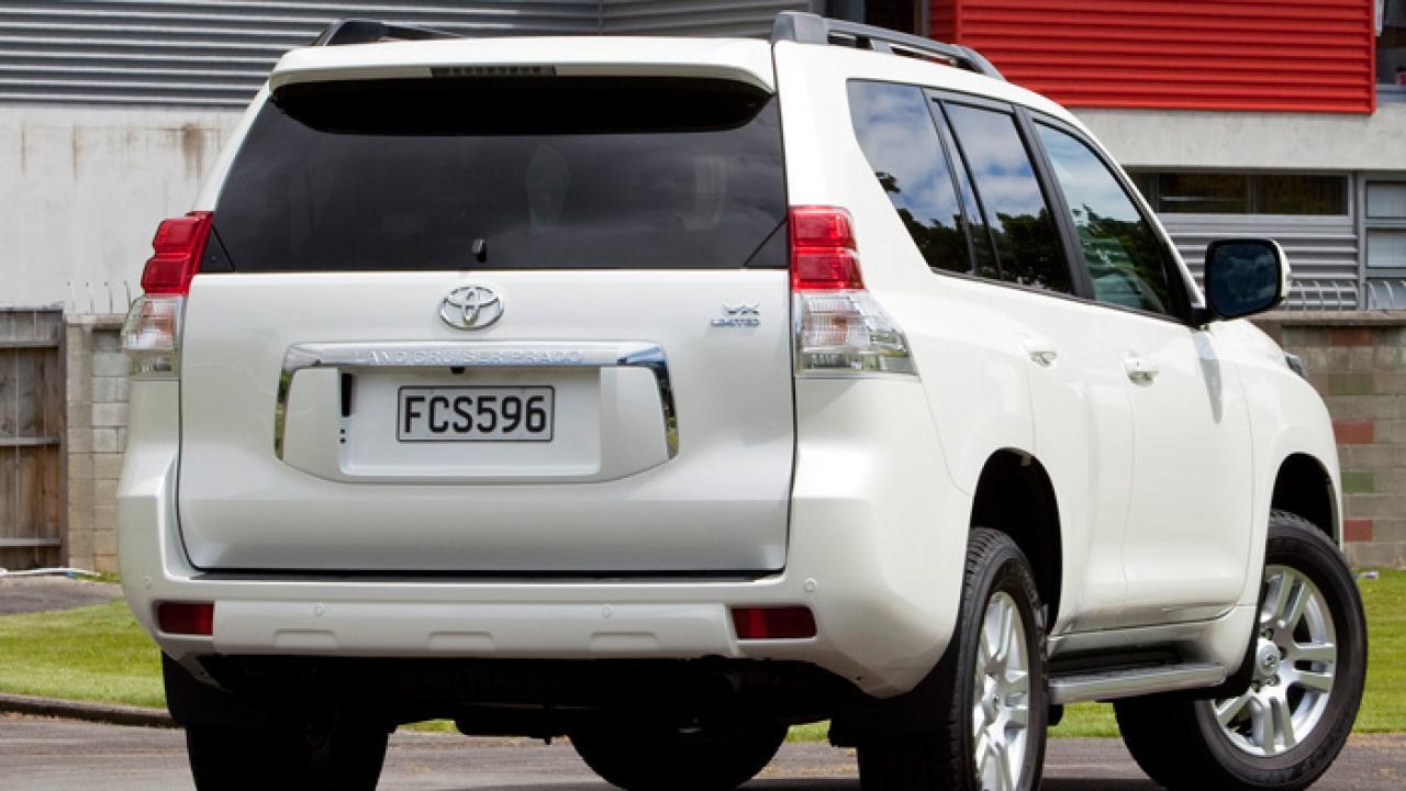 Kekurangan Toyota Land Cruiser 2009 Review