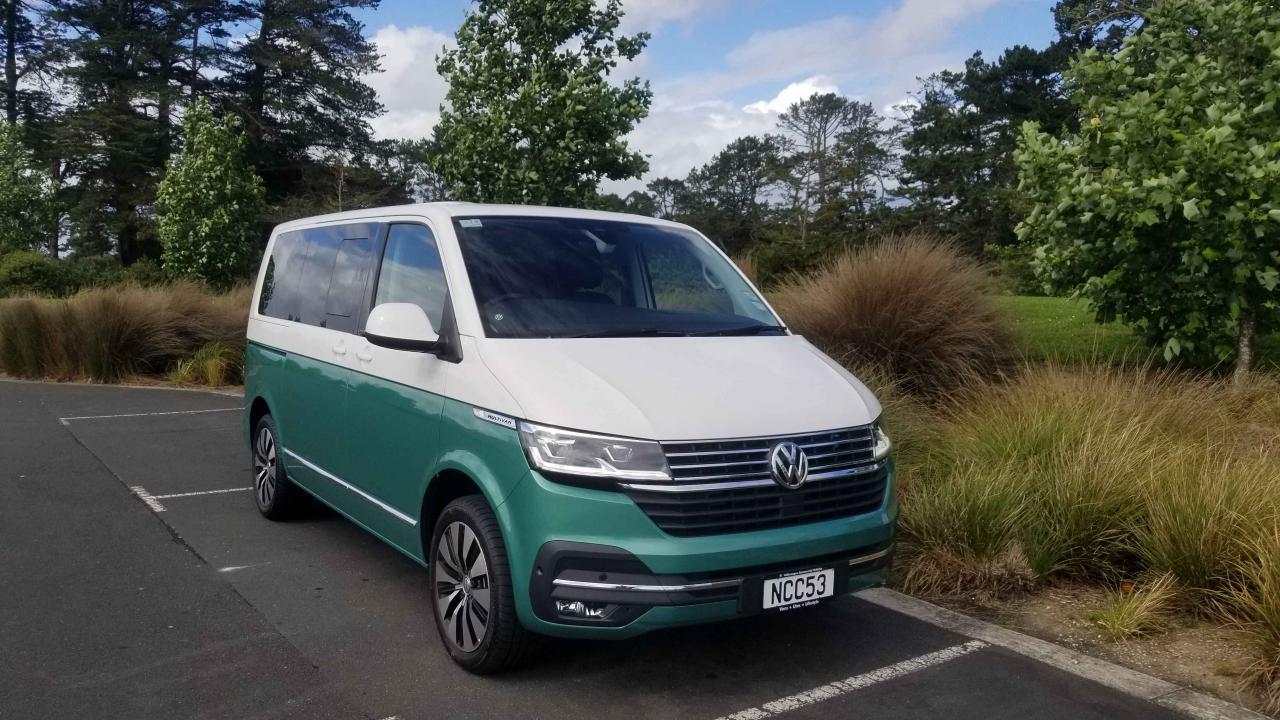 Volkswagen Multivan 2020 Review
