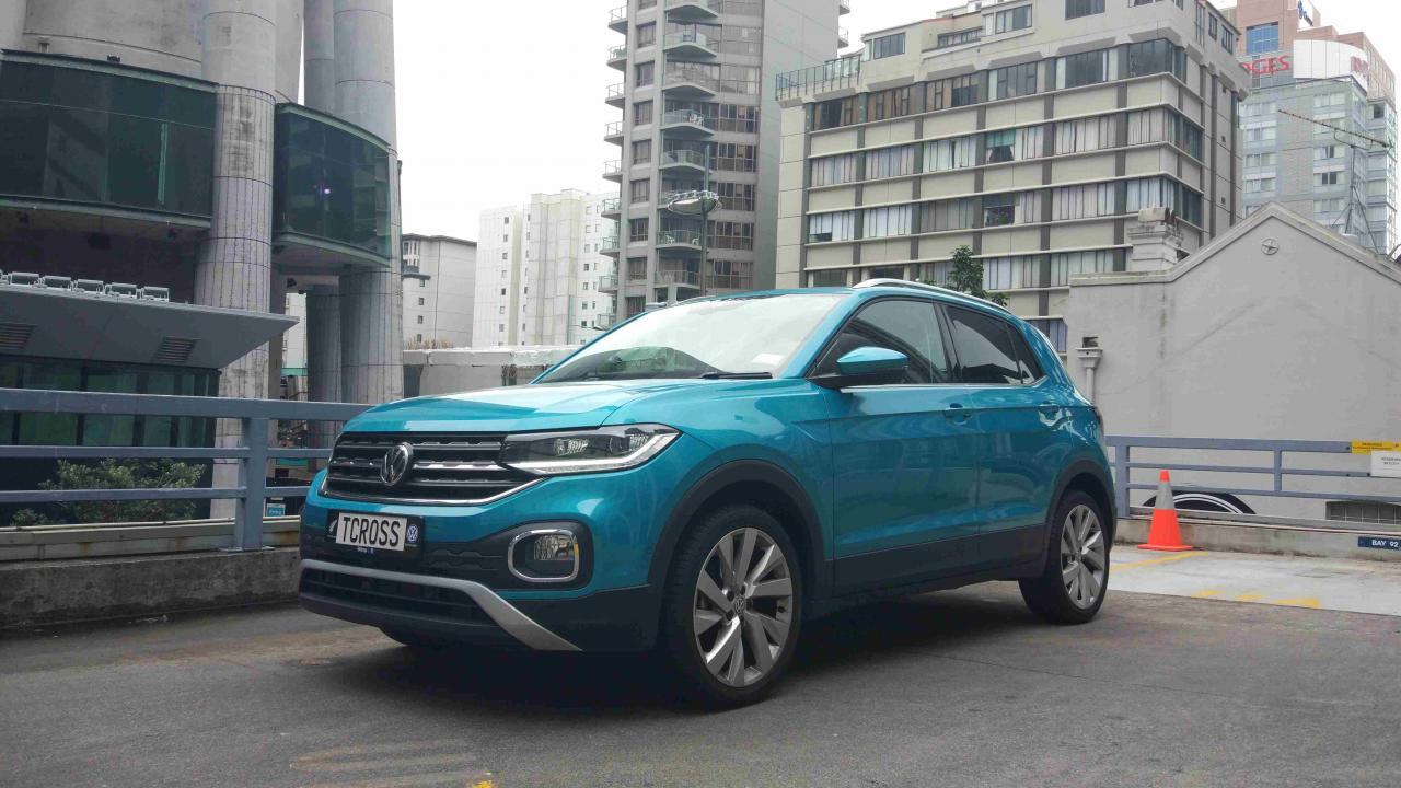 Volkswagen T-Cross 2020 Car Review