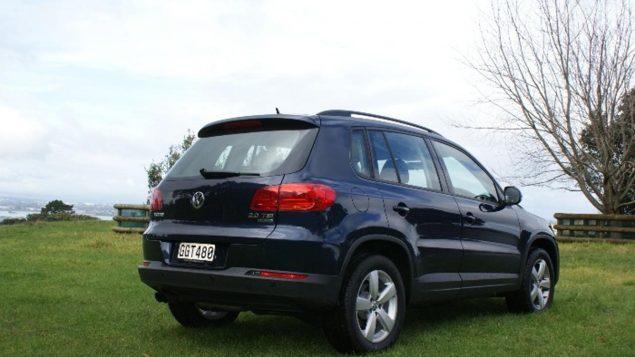 Volkswagen Tiguan Aa New Zealand