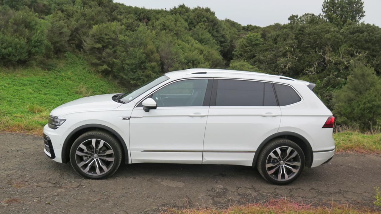 Volkswagen Tiguan 2018 Car Review | AA New Zealand