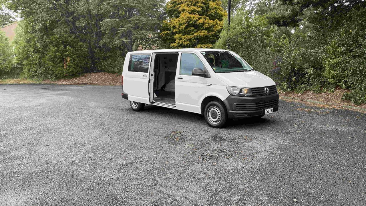 Used Review: Volkswagen Transporter T6 (2017)