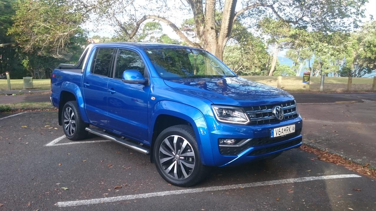 Volkswagen Amarok V6 diesel 2017 car review | AA New Zealand