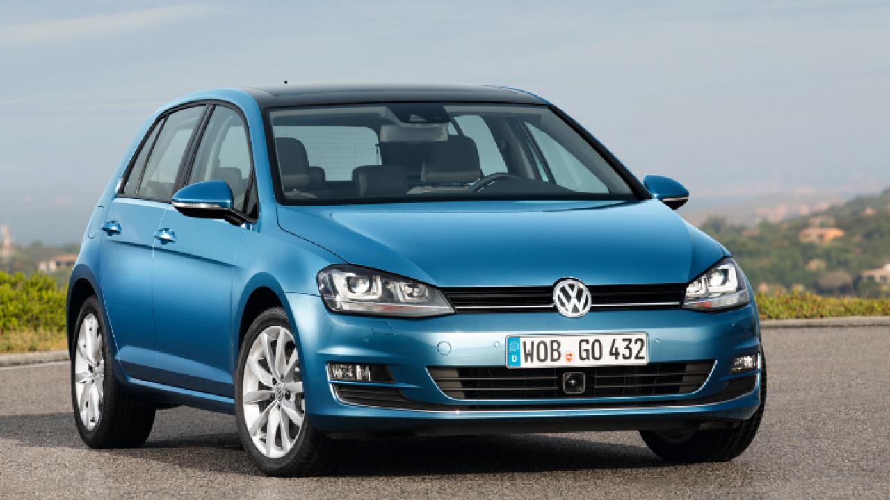 Volkswagen Golf VII 2013 car review   AA New Zealand