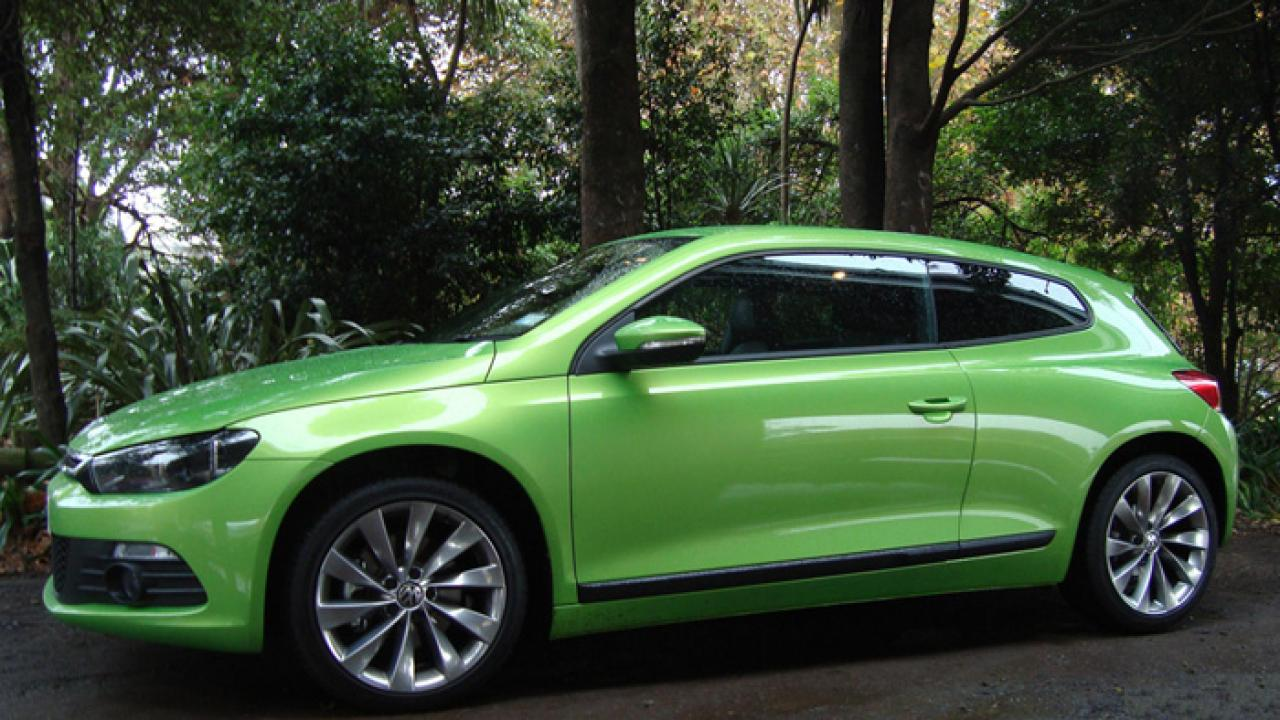 Volkswagen Scirocco 2009 Car Review Aa New Zealand