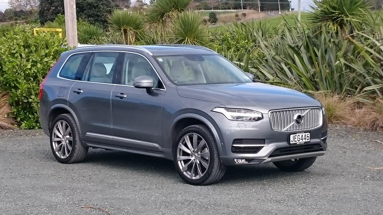 volvo xc90 2015 car review | aa new zealand