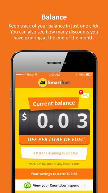 AA Smartfuel app   AA New Zealand