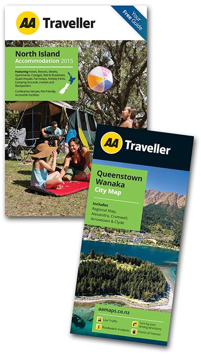 AA Centre Network | AA New Zealand