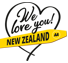 We Love You New Zealand